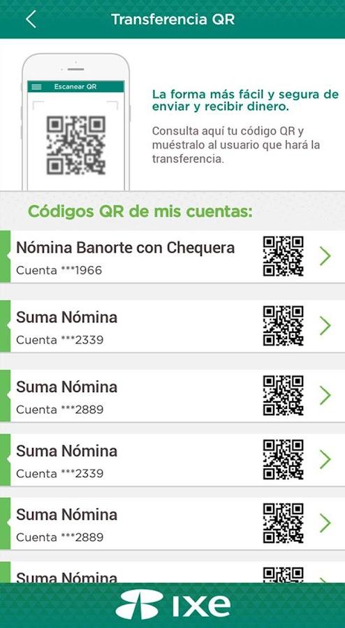 Transferencias e-wallet mes