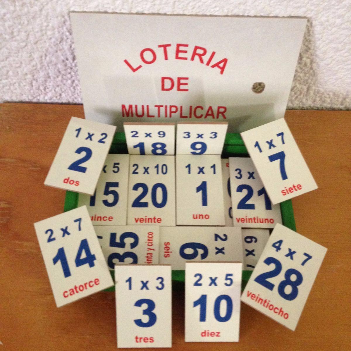 Comprar lotería tambores