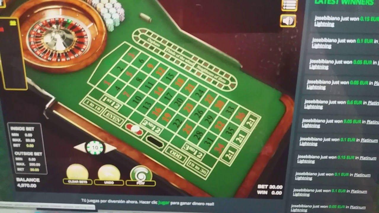 Mejores casino Widow