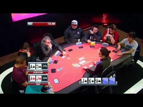 Campeonato de póker casino11283