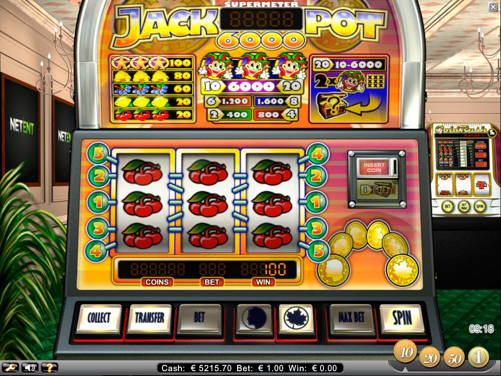 Juegos por dinero SlotCruise