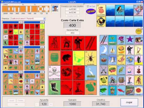 Jugar loteria en64035