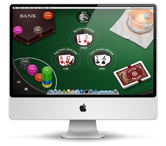 Poker en línea international
