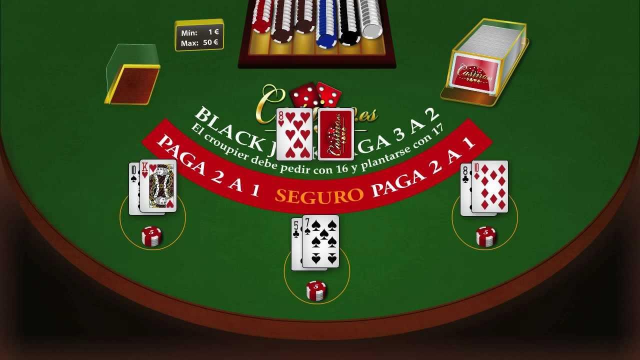 Reglas blackjack americano Zapopan