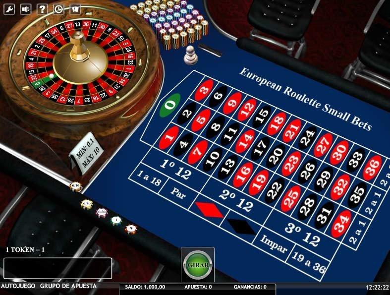 Ruleta europea gratis bono35975